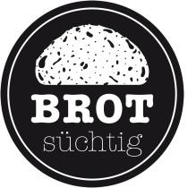 Logo für die Bäckerei brotsüchtig, © David Kröswang