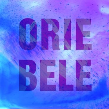 Oriebele - durchsichtiges Album Cover, Druck auf Transparentpapier, © David Kröswang