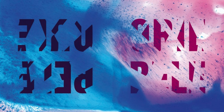 Oriebele - Album Cover Design, Druck auf Transparentpapier, © David Kröswang